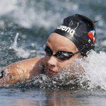 Kristel Köbrich buscará clasificar a la prueba de aguas abiertas de Río 2016