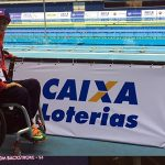 Selección Chilena de Natación Paralímpica logró buenas marcas en Brasil