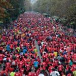 Keniatas dominaron el Entel Maratón Santiago 2016