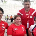 Jorge Carinao y María Antonieta Ortíz reciben wild card y clasifican a Río 2016