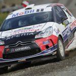 Citroën se rearma para la fecha en Pichilemu del Rally Mobil 2016