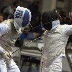 Juvenal Alarcón cayó en la primera ronda del Mundial Juvenil de Esgrima
