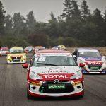 Este fin de semana vuelve el campeonato TP Race de automovilismo en Temuco