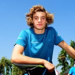 Martín Vidaurre se tituló campeón panamericano cadete de Mountainbike