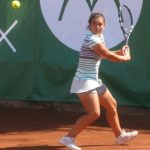 Fernanda Brito se instaló en semifinales del ITF Sao Jose do Rio Preto