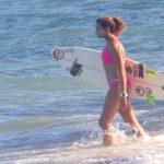"""Lorena Fica debutará este martes en el torneo de surf """"Praia do Forte Pro"""""""