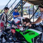 Federación de Motociclismo incentiva la conducción segura con jornada en Lampa