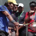 Julio Peralta conoció a sus rivales en primera ronda de dobles del Australian Open