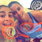 Bárbara Gatica se tituló campeona de dobles del ITF de Lins