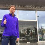 """Natalia Romero: """"Estoy muy contenta de participar en una nueva cita olímpica"""""""