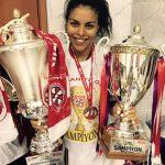 Ziomarra Morrison se titula campeona de Turquía con el Osmaniye GSK