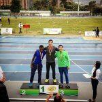 Daniel Pineda gana medalla de oro en el Grand Prix Ximena Restrepo