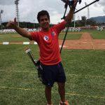Guillermo Aguilar logra la clasificación del tiro con arco chileno a los Juegos Olímpicos