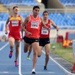 Iván López entregó el tercer oro para Chile en el Iberoamericano de Atletismo