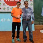 Ignacio Becerra se tituló campeón del Perú G4 Villa Deportiva Regatas 2