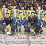Estudiantil San Miguel se quedó con el título de la Primera Liga de Honor Varones 2016