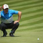 Felipe Aguilar se ubica en el top ten del BMW PGA Championship tras primera jornada