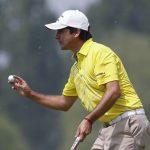Felipe Aguilar se ubica 11 tras segunda jornada del BMW PGA Championship