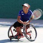 Macarena Cabrillana cayó en su debut en el Wheelchair Swiss Open