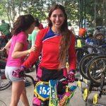Karla Ortíz logra medalla de oro en la categoría crucero del Mundial de BMX