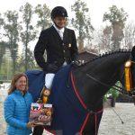 Club de Polo y Equitación San Cristóbal realizó excepcional Concurso Oficial de Adiestramiento