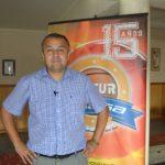 Coordinador de Liga Saesa participa en cumbre sudamericana de estadísticos de básquetbol