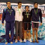 Oliver Elliot logra dos medallas de oro en el Nacional Peruano de Invierno
