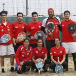 El arduo y anónimo trabajo del Team Chile de Tenis Playa