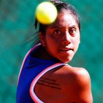 Daniela Seguel cayó en cuartos de final de dobles en el ITF de Brescia