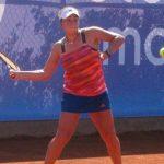 Bárbara Gatica se retiró en cuartos de final del ITF de Campinas por molestias físicas