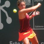 Fernanda Brito avanzó a octavos de final del ITF Villa María