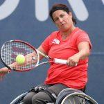 Francisca Mardones avanzó a semifinales de dobles en Alghero