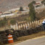 Maxi Scheib dominó una nueva fecha del Campeonato Chileno de Velocidad