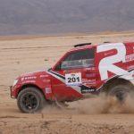 Luis Ignacio Rosselot ganó el Rally de los Collas