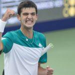 Tomás Barrios sumó triunfos en singles y dobles del Futuro 3 Grecia
