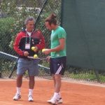 Leonardo Zuleta se convirtió en nuevo head coach del tenis chileno
