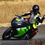 Isis Carreño logró el tercer lugar en el Campeonato Argentino de Velocidad