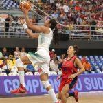 Chile cayó ante Brasil en el Sudamericano Femenino de Básquetbol