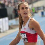 Isidora Jiménez ocupó el cuarto lugar de los 100 metros planos en el Iberoamericano de Atletismo