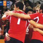 La Roja del volleyball masculino viaja a México en busca del cupo a Río