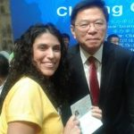 Instructora Elizette Toledo aprobó certificación de Jueza Internacional de Wushu en China