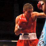 Joseph Cherkashyn debutó con un triunfo en el Preolímpico de Boxeo en Azerbaiyán