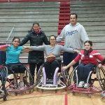 Chile disputará el Sudamericano Femenino de Básquetbol en Silla de Ruedas