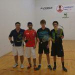 Este fin de semana se disputó la segunda fecha del Nacional de Racquetball