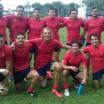 Chile 7 clasificó a cuartos de final del Seven de Roma