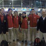 Selección Chilena Juvenil de Golf viaja al Mundial de Japón