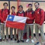 Selección Juvenil de Golf regresó este domingo a Chile