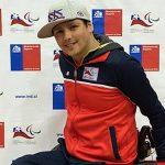 Alberto Abarza logra tres récords parapanamericanos en Sao Paulo
