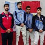 Sablistas nacionales destacan en torneo argentino