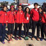 Chile ganó cuatro medallas en torneo de atletismo paralímpico en Argentina